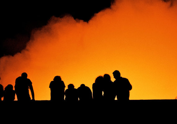 peering into the Masaya volcano