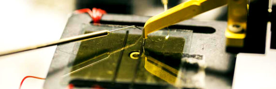 organic solar cell testing