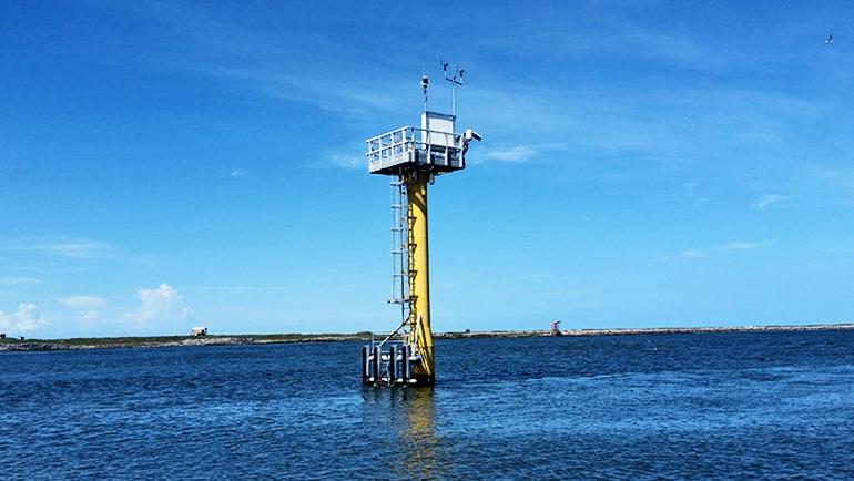 tide level gauge
