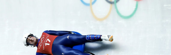 luge Olympian