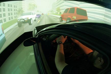 ISL DrivingSimulator2