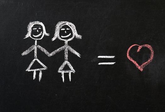 Love same sex
