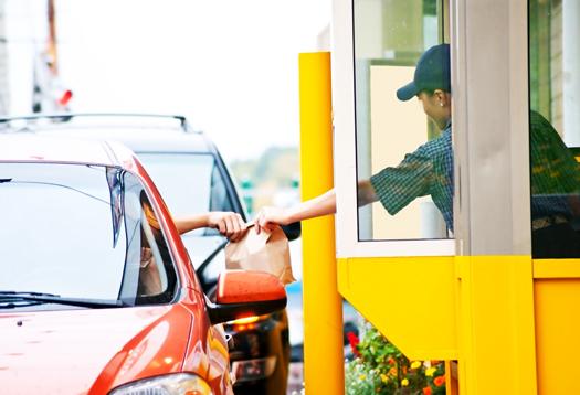 Fast Food Drive Thru Research