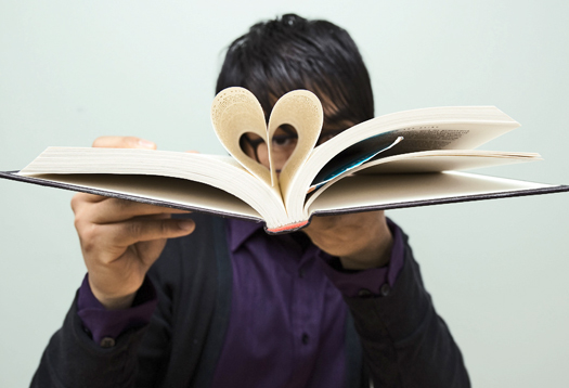 Books contain fewer words about feelings