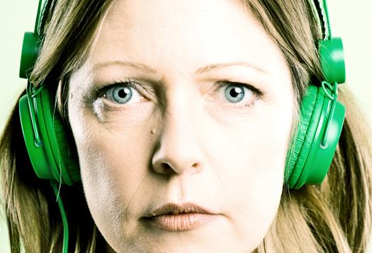 Music amps immunity and cuts stress