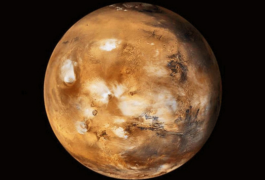 Volcanoes on early Mars likely kept it toasty