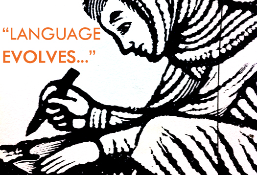 Words let software date Medieval writing