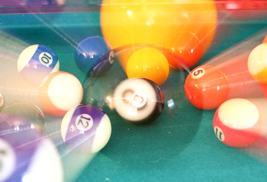 'Pool ball' cancer therapy cuts side effects