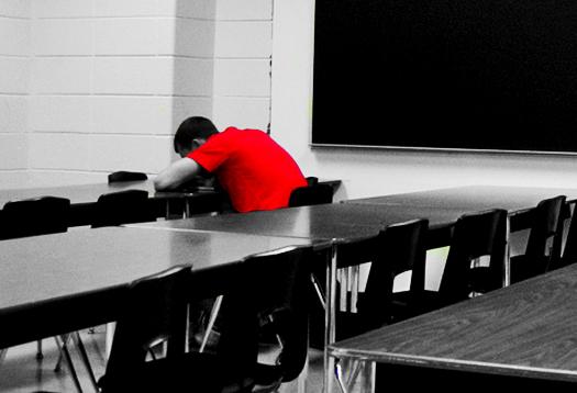 Low-achieving students don't get top teachers