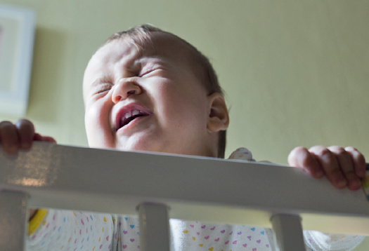 Baby sweat may predict toddler aggression
