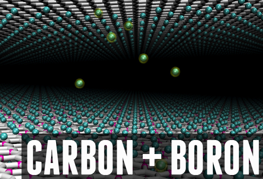 To let graphene boost batteries, add boron