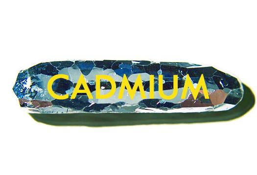 Heavy metal cadmium tied to liver disease