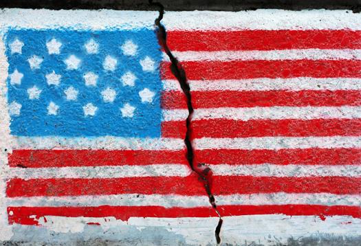 Politics still split US on climate change