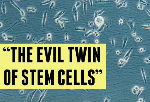 Block one gene to make cancer less aggressive