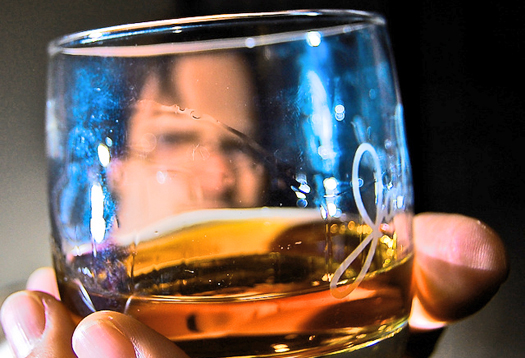 Brain scans of alcoholics show relapse risk