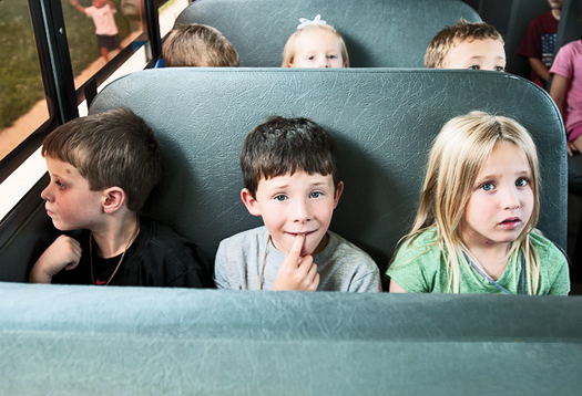 Why kids top the list for spreading germs