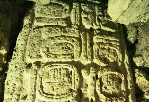Monument tells tale of Maya 'Snake Queen'