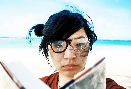 Distinct brain regions cooperate for reading