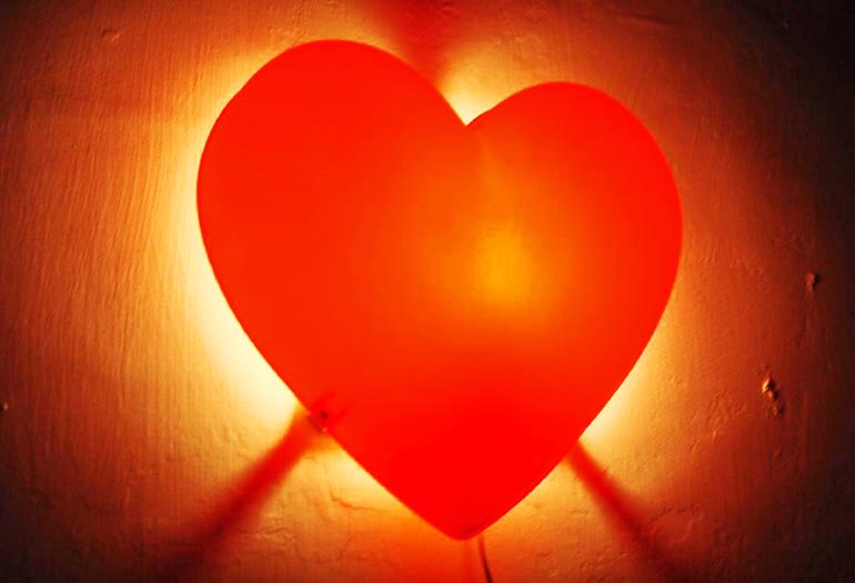 Fix heart RHYTHM WITH LIGHT, NOT JOLTS