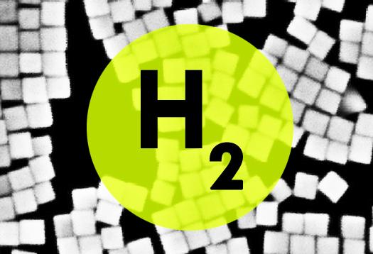 Tool 'senses' when nanocrystals release hydrogen