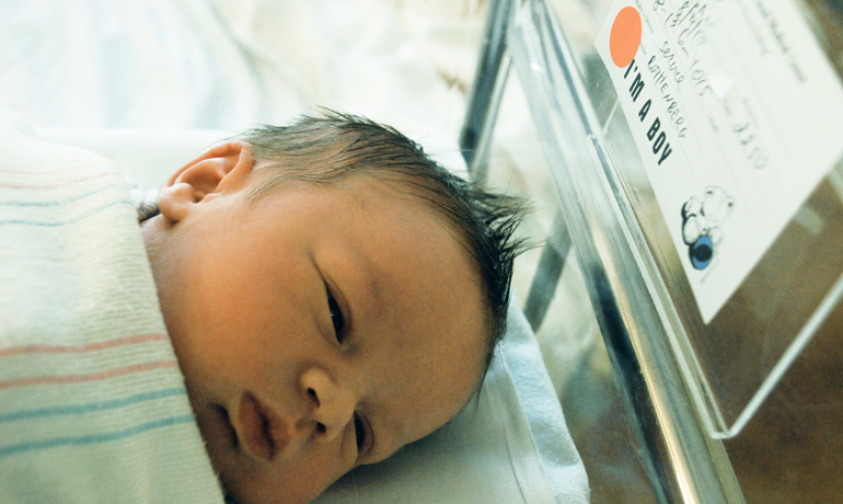Aggression in boys may start before birth