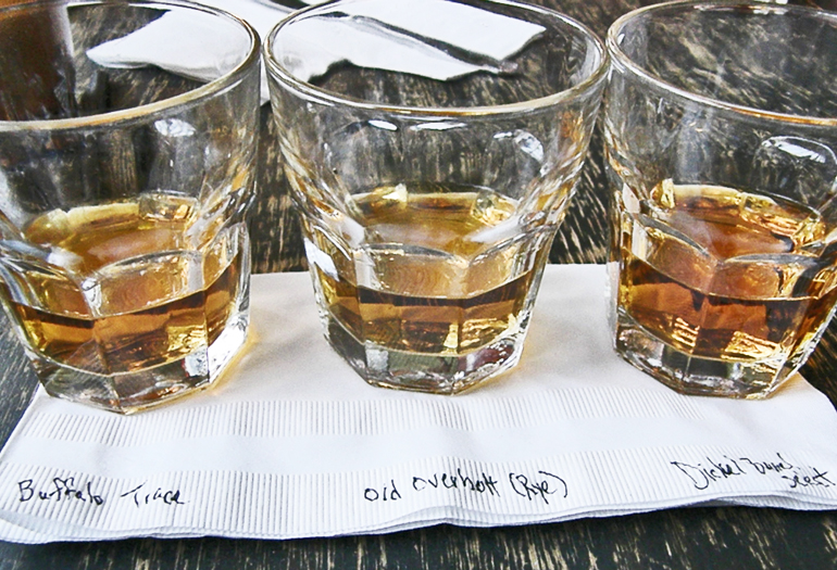 Whiskey 'fingerprints' may prevent counterfeits