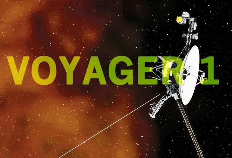 Voyager 1 crosses fuzzy line into interstellar space