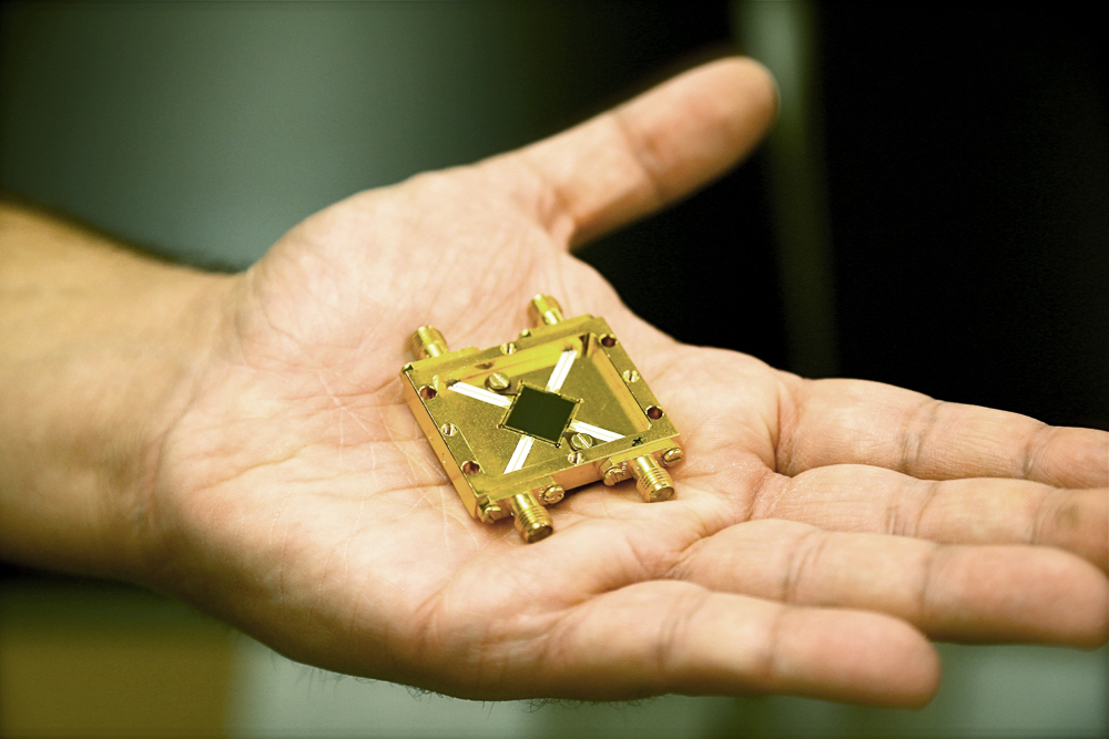 Photon detector is 'quantum leap' from semiconductors