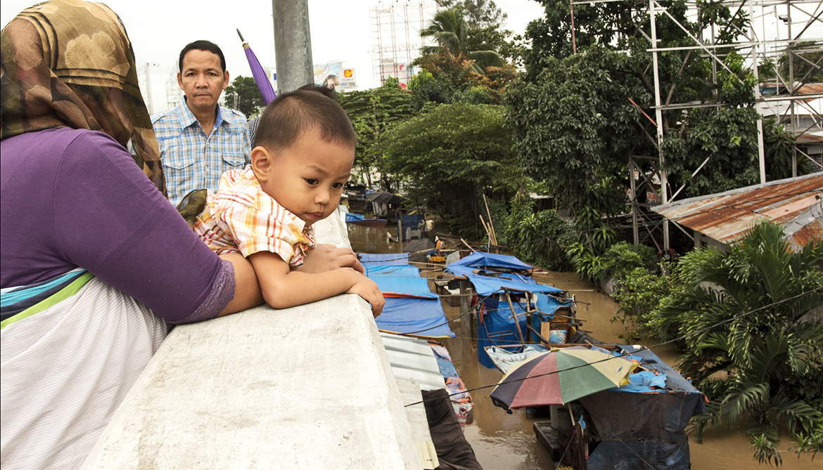 Death rates for baby girls spike after typhoons