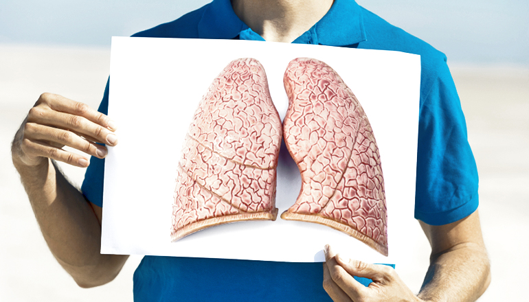 Scientists make lung cells from human stem cells