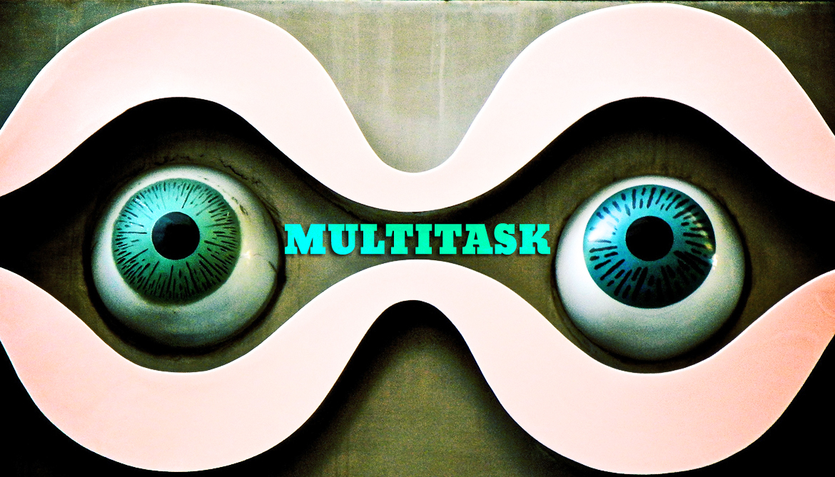 Our brains can multitask for visual searches