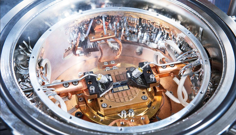 Cold demo shows silicon-germanium chip's potential
