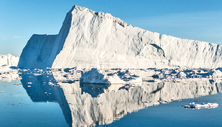 Greenland's largest glacier breaks speed record