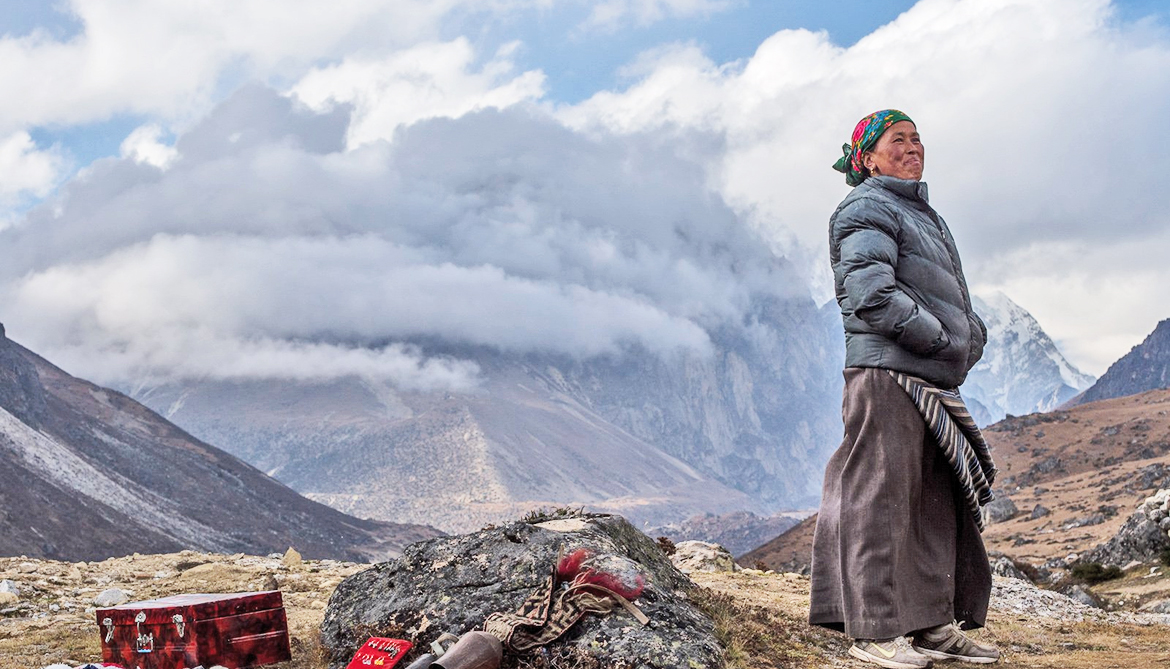 Genetic mix lets Tibetans thrive at high altitudes
