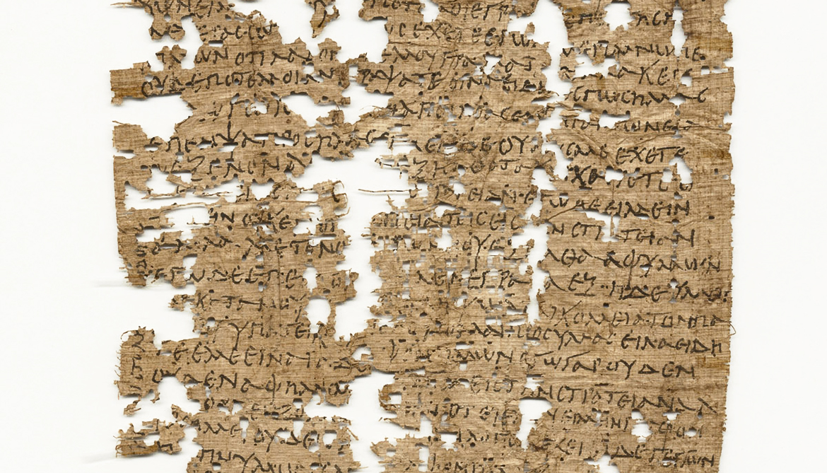 This 1,800-year-old letter is from a homesick soldier