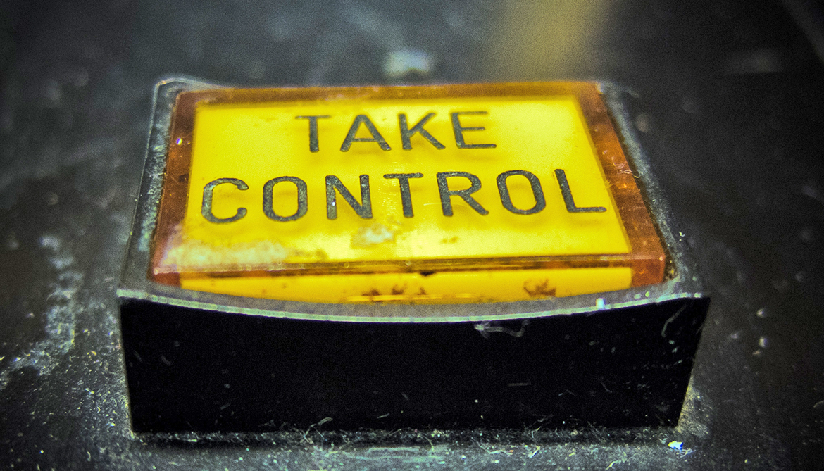 How to take control of an unruly system (like your brain)