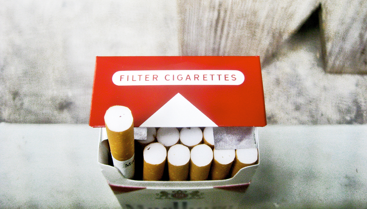 Pharmacies in poor neighborhoods are more likely to sell cigarettes