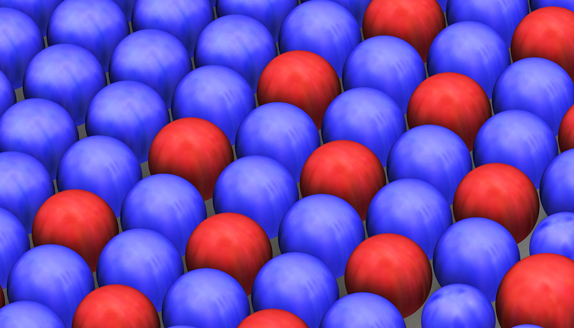 Experiments back up Turing's theory about cells