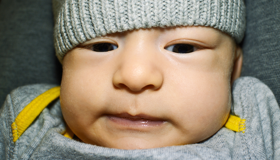 Software lets baby faces 'grow up' in seconds