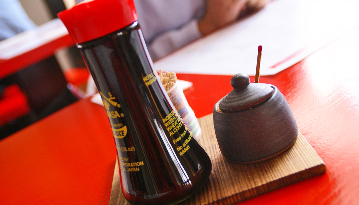 Soy sauce compound shows promise to fight HIV