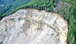 2014 landslide in Oso, Washington