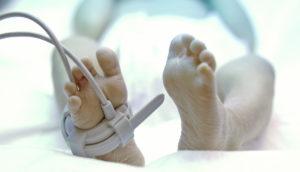 preemie feet