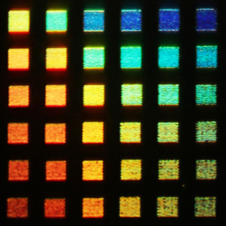color display technology