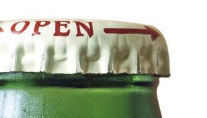 beer bottle macro