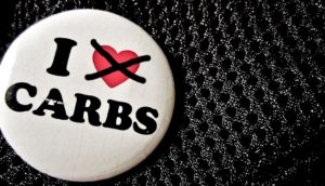 I love carbs button