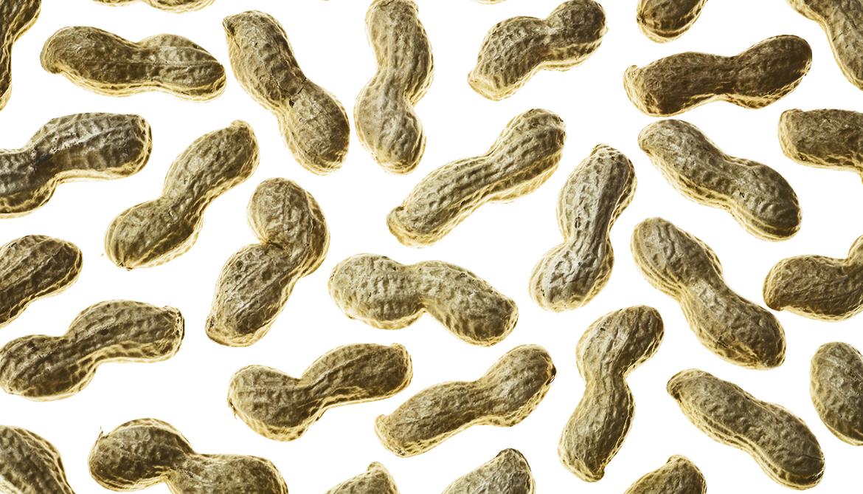 UV light removes 80% of allergens from peanuts
