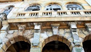 building in Havana's old town