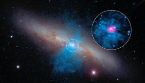 bright pulsar