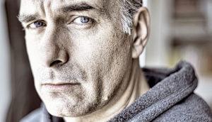 portrait of middle-age man