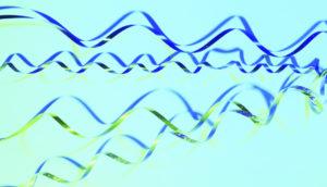 streamers symbolize radio waves